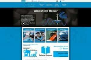GT Glass Website - Graphic Assassin - Durango - Colorado -Graphic Design - Web Design - Mobile Design