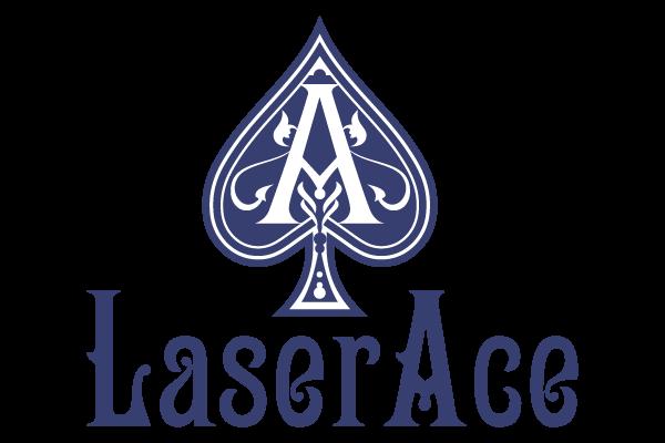 Laser Ace Durango Logo Design - Graphic Assassin - Durango - Colorado -Graphic Design - Web Design - Mobile Design