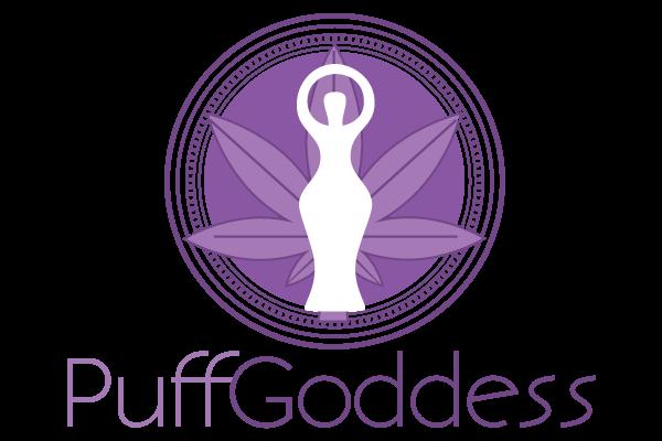Puff Goddess Logo Design - Graphic Assassin - Durango - Colorado -Graphic Design - Web Design - Mobile Design
